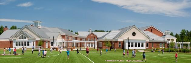 St. Anne's Belfield School – Charlottesville, VA – COMPLETED!