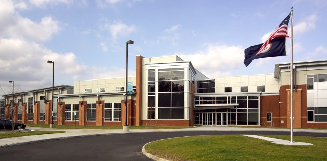 Cosby Road High School, Chesterfield, Virginia
