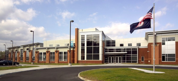 Cosby Road High School, Chesterfield Co., VA