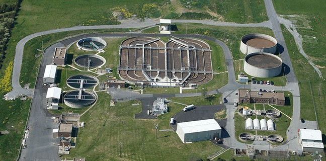Middle River WWTP