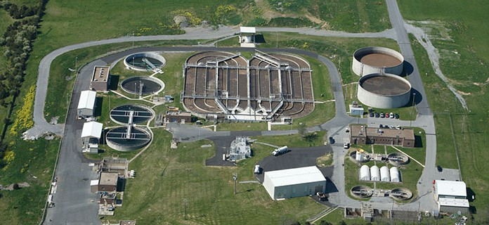 Middle River Water Reclamation Facility, Verona Virginia