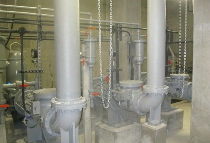 Charles City Road PS Pump Room