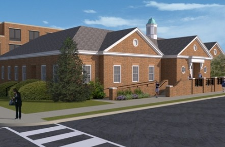 J&D Courts Rendering