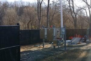 Reedy Fork Wastewater Pump Station - Winston-Salem, NC