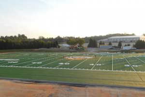 North Campus Field Upgrade & Lighting - Averett University - Danville, VA
