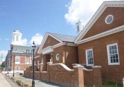 J&DR Courts Renovation_exterior
