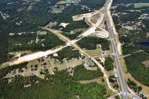 New Alignment I-73 / I-74