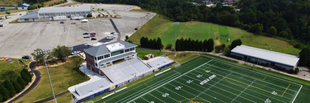 Press Box – Averett University – Danville, VA – COMPLETED!