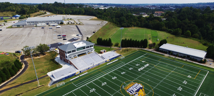 Averett University Press Box