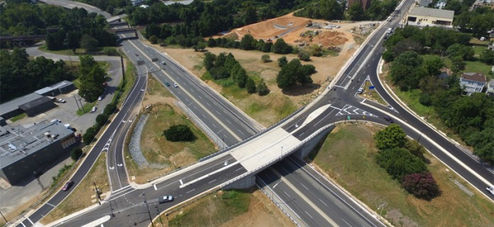 Kemper Street Bridge Replacement and Approaches - City of Lynchburg, VA - COMPLETED!