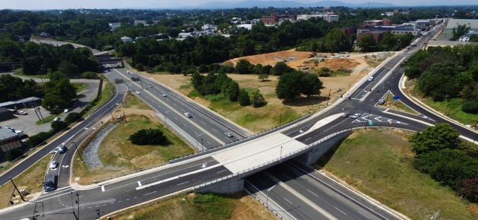 Kemper Street Bridge Replacement and Approaches – City of Lynchburg