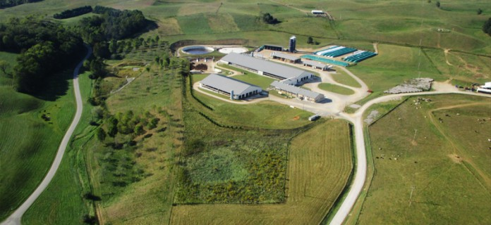 VT Dairy Barn Relocation