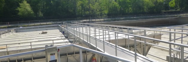 WTP Sedimentation Basin Upgrades – City of Richmond, VA – COMPLETED!