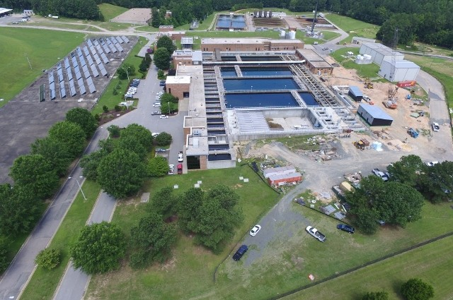 EM Johnson WTP Flocculation and Sedimentation Pilot - City of Raleigh, NC