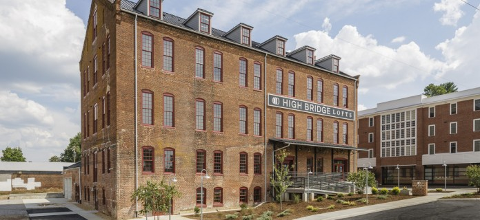 High Bridge Lofts - Longwood University - Farmville, VA -COMPLETED!
