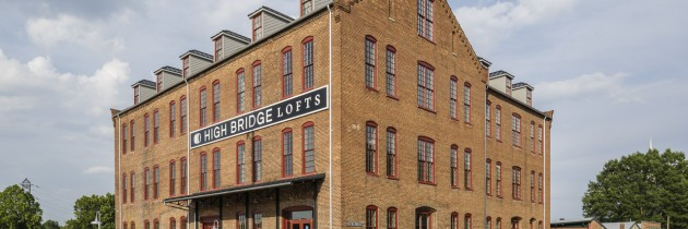 High Bridge Lofts – Longwood University – Farmville, VA -COMPLETED!