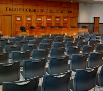 Walker Grant/Fredericksburg Public School - Fredericksburg, VA