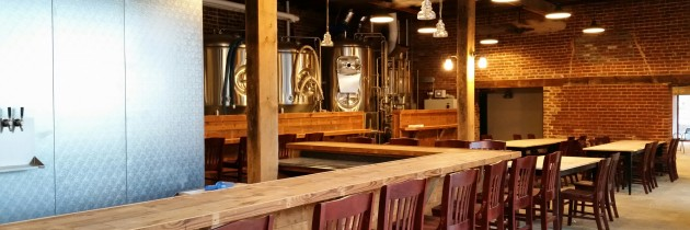 Third Street Brewery – Farmville, VA – COMPLETED!