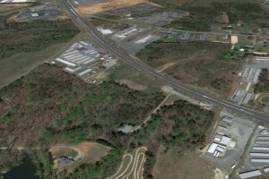 NCDOT Contract C202652-US 29 Business - Reidsville, NC