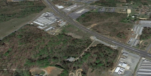 NCDOT Contract C202652-US 29 Business - Reidsville, NC - COMPLETED!