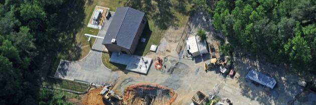 Charles City Road Sewage Pump – Albemarle County, VA – COMPLETED!