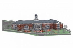 School of Business - Liberty University-rendering