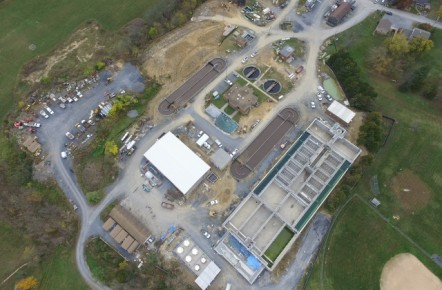 Upgrade and Expansion of WWTP and Relocation of DPW - Strasburg, VA