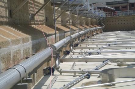 WTP - Sedimentation Basin Upgrades - City of Richmond, VA