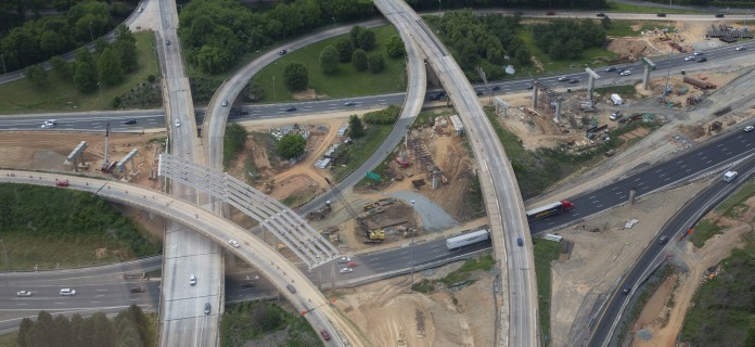 I-77 Renovation and Additions - Charlotte, NC - In Progress