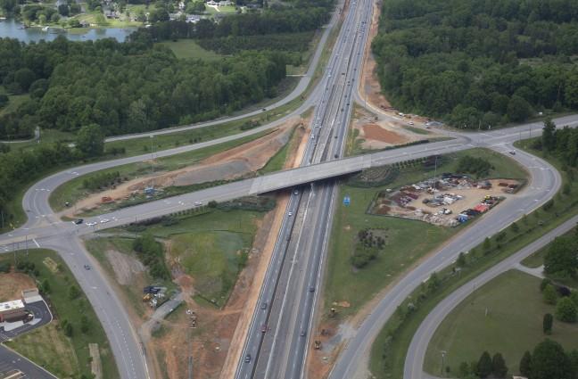 I-77 Grading
