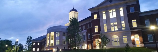 School of Business – Liberty University – City of Lynchburg, VA – COMPLETED!