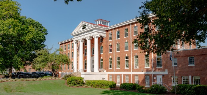 Averett Main Hall Renovations- Averett University - Danville, VA - COMPLETED!