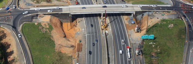 I-77 Renovation and Additions – Charlotte, NC – In Progress