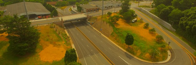Main Street Bridge Replacement- Downtown Lynchburg Expressway – COMPLETED!