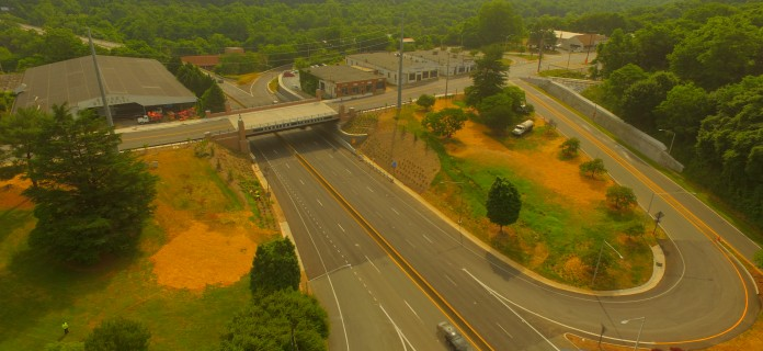 Main Street Bridge Replacement- Downtown Lynchburg Expressway - COMPLETED!
