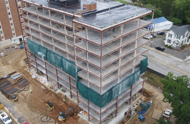 Curry/Frazer Dorm Renovation-Longwood University- Farmville, VA