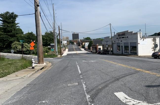 Main Street Bridge Replacement- Downtown Lynchburg