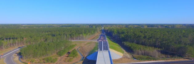 NCDOT Contract C203941-US-13/NC-11-Ahoskie, NC – Completed!