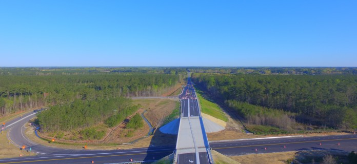 NCDOT Contract C203941-US-13/NC-11-Ahoskie, NC - Completed!